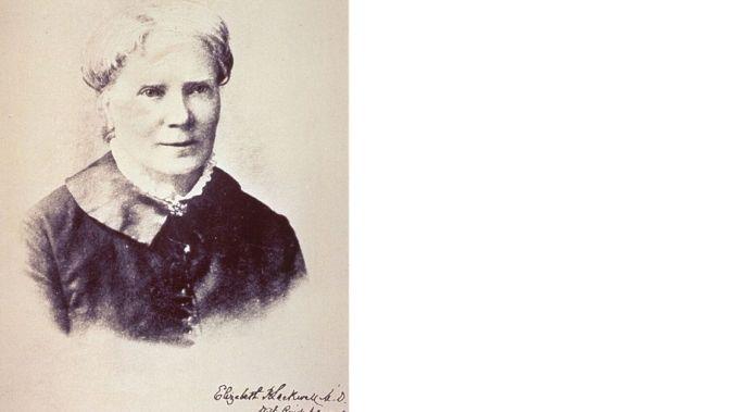 Women in medicine Elizabeth Blackwell