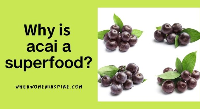 acai health benefits