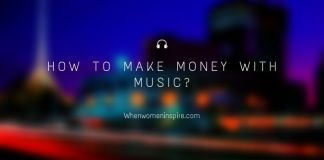 Make money with music