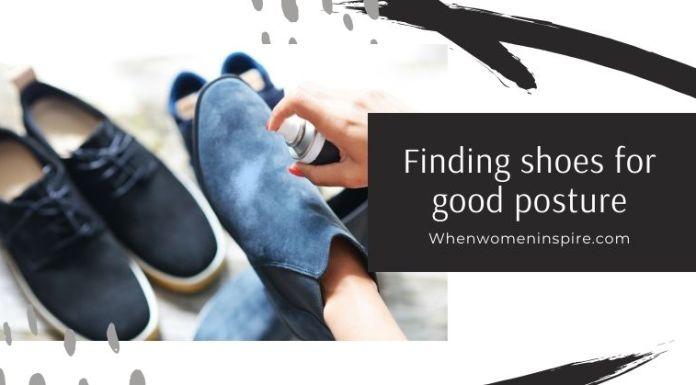 women and shoes