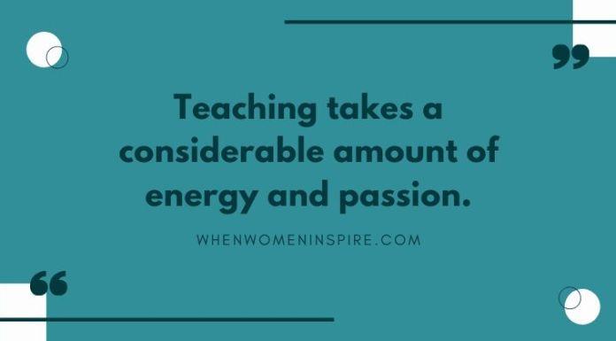 Career in education