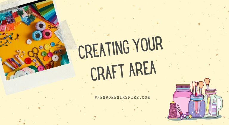 Craft corner