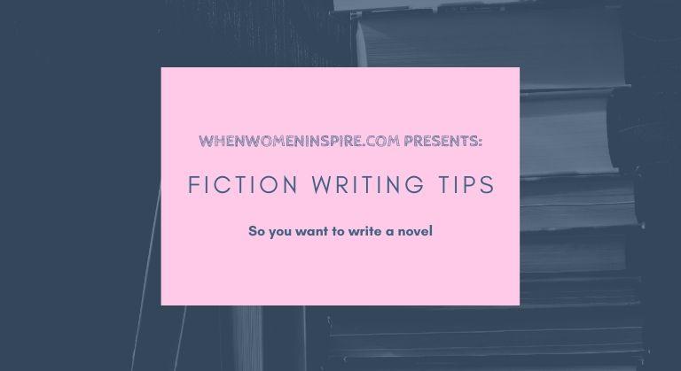 Conseils d'écriture de fiction