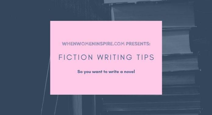 Fiction writing tips