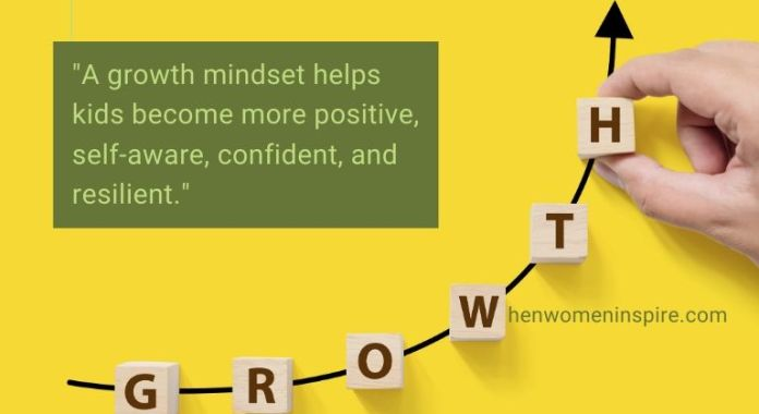 Growth mindset in kids