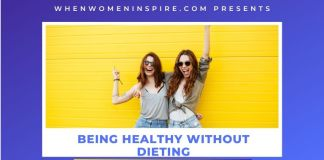without dieting healthy body and mind