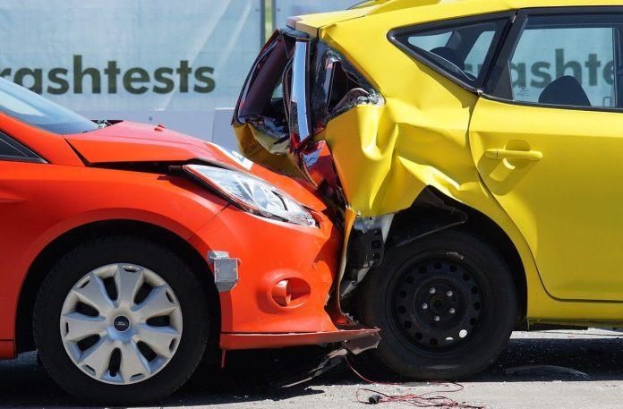 Accident de voiture pas de votre faute