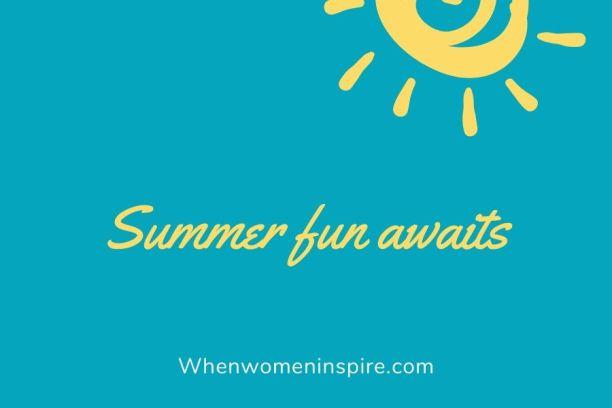 夏天:有终极的家庭假期