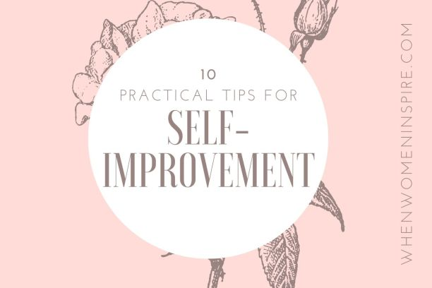 Improve yourself with these tips