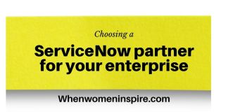 ServiceNow partner for business
