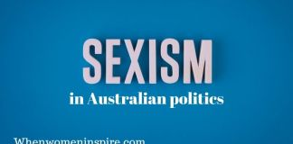 Sexism affects female politicians in Australia