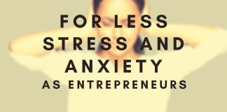 How to handle stress and anxiety