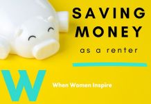 Saving-money tips for renters