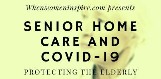 Senior home care COVID-19