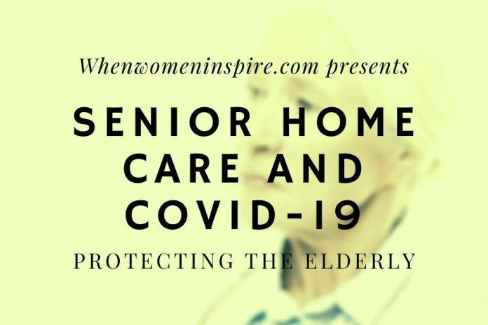 Senior home care COVID-19