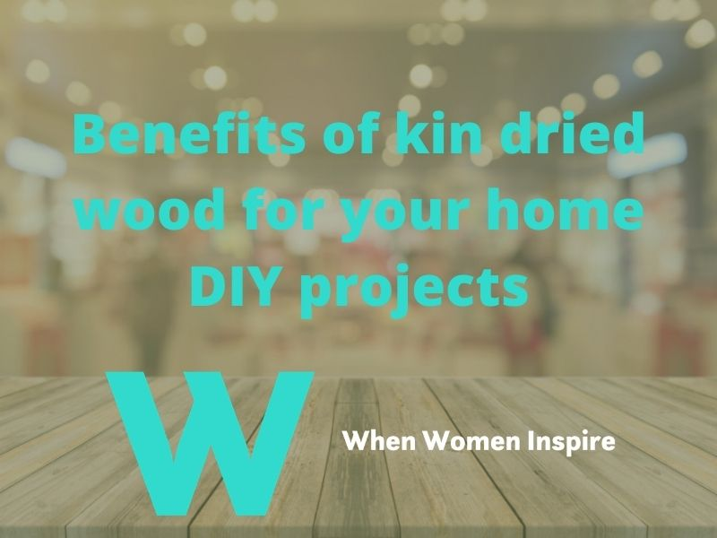 Kiln dried timber for DIY