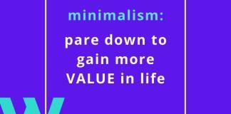 Minimalit life hacks