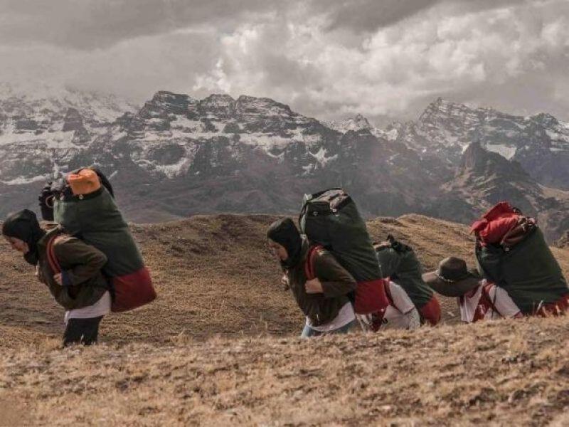 Inka Trail Wanderung