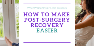 Post-surgery recovery tips
