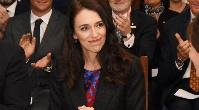 Jacinda Ardern