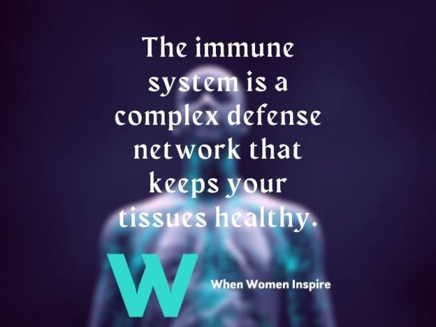 Immune system explained