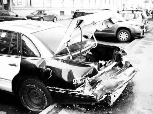 Pregnancy injuries after a car crash