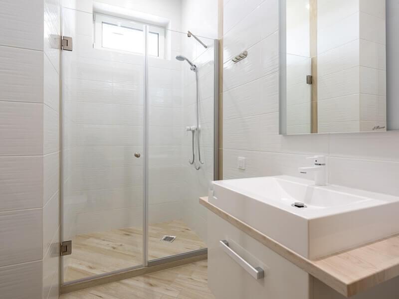 Healthier home tips, including bathrrooms