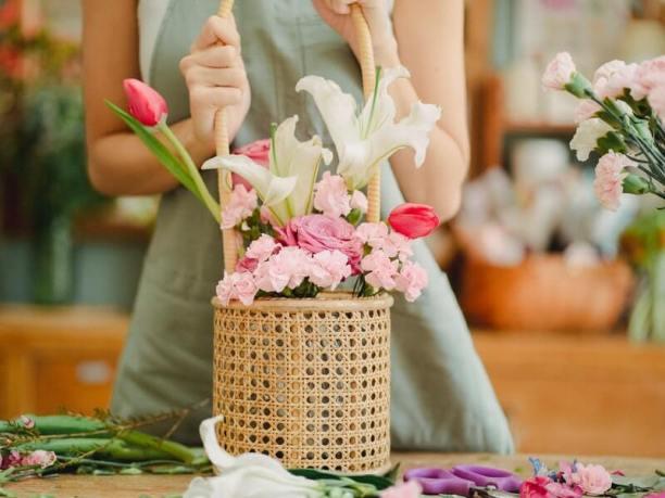 Tulips for grandma