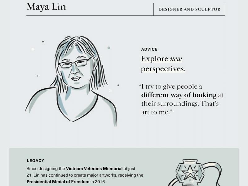 Maya Lin's quote