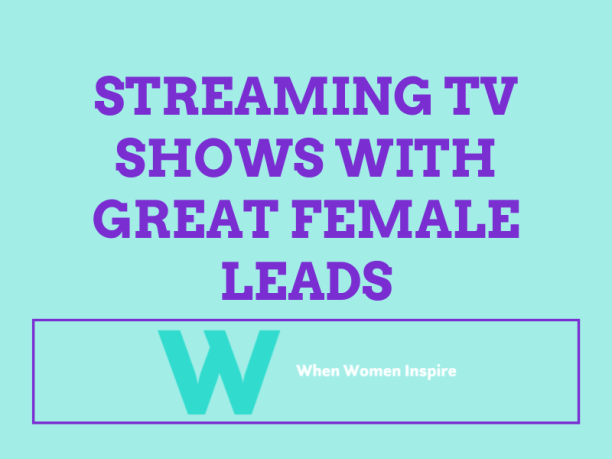 TV shows with female leads