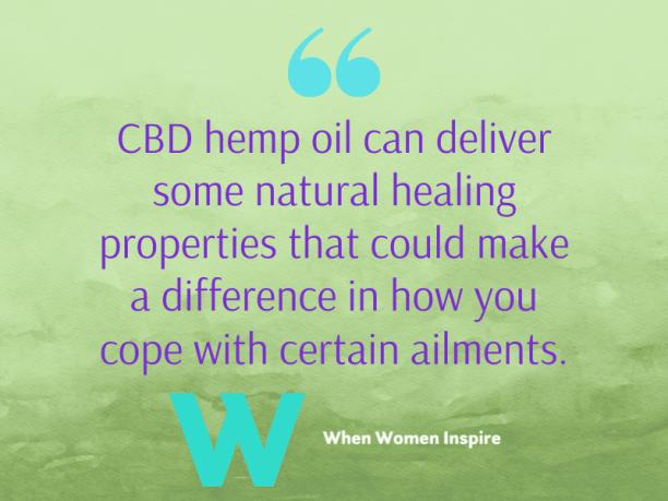 CBD hemp oil uses