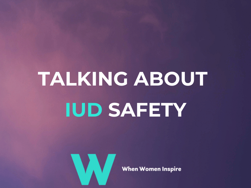 IUD safety for women