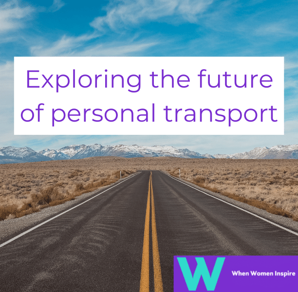 Future of personal transport