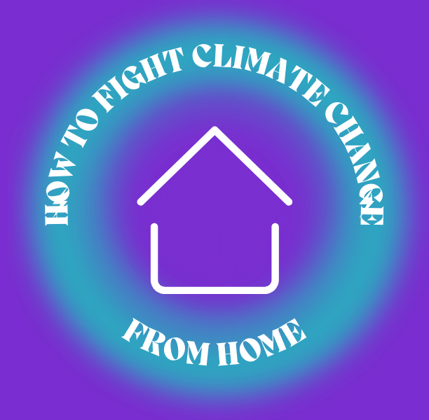 Fight climate change at home