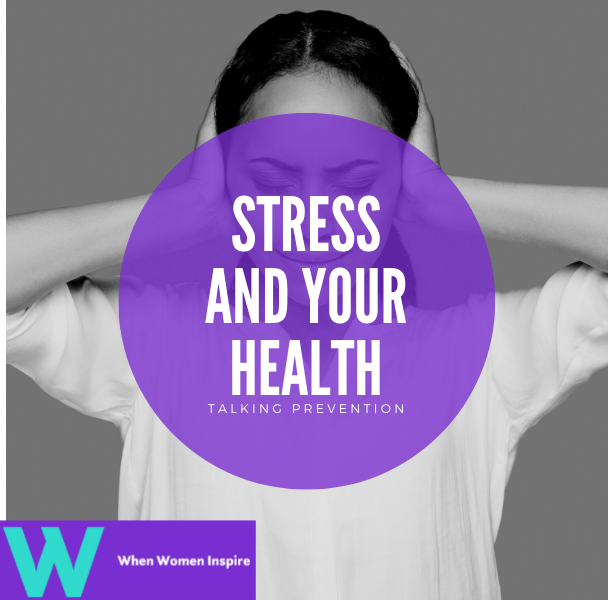 Stress-caused health conditions