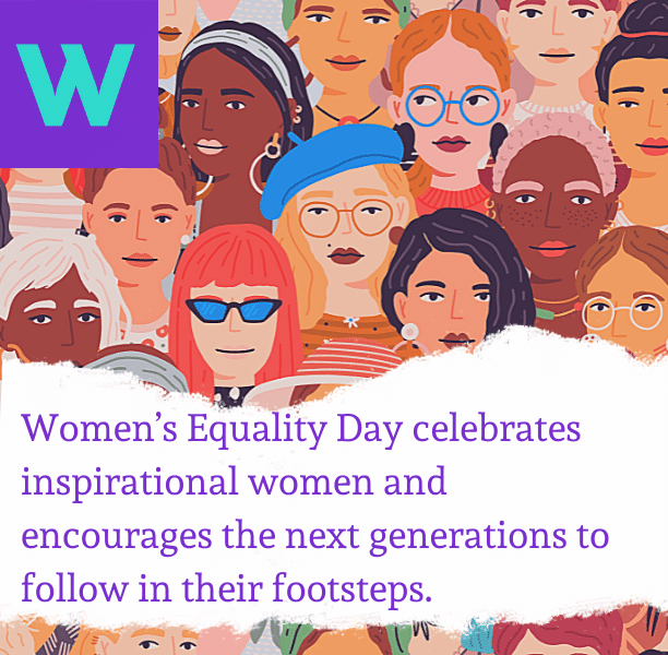 Women's Equality Day quote
