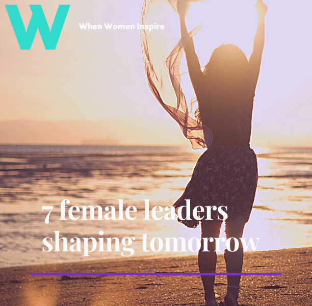 Female leaders inspire
