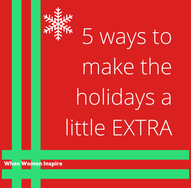 Holiday season extra special
