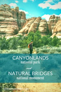 Canyonlands National Park near Moab Utah is a hiker's dream! Explore many of its stunning trails in this post.