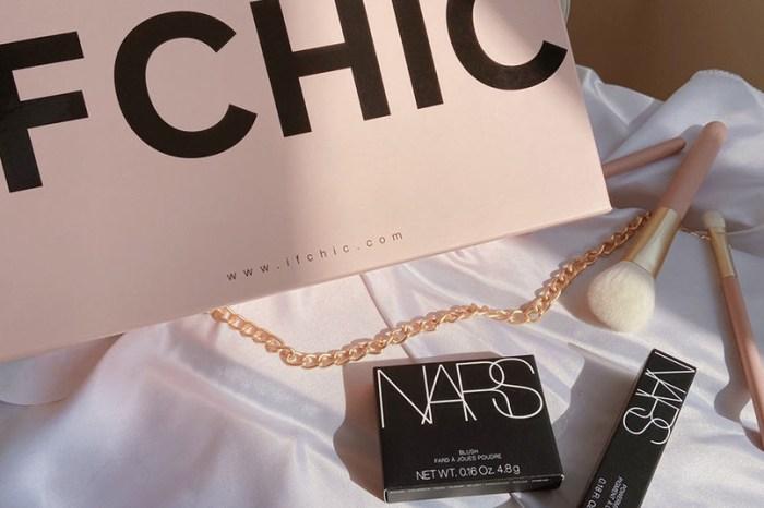 IFCHIC國際精品購物 專櫃美妝這裡買-NARS腮紅、唇釉試色開箱