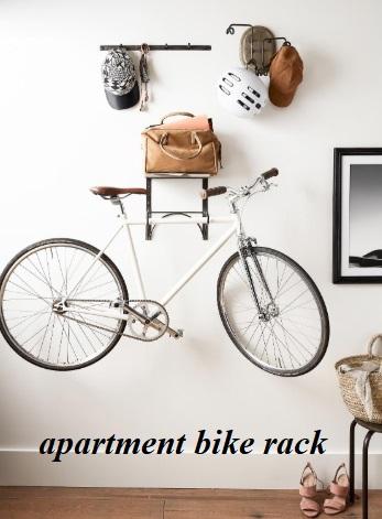 the apartment bike rack where 2 conf