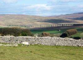 Ribblehead from Chapel le Dale