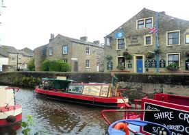 Canalboats Skipton