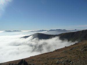 Summit Hart Crag