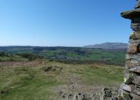 Hawkshead from the summit