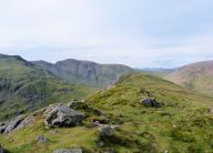 View to Scafells