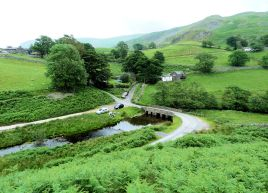 Hause Farm Bridge, Martindale