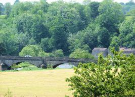 Ribble Bridge at Sawley