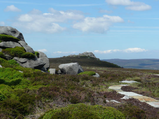 Summit of Lion's Seat
