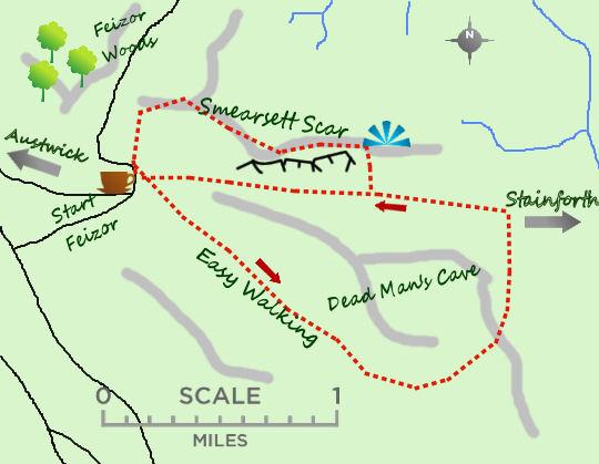Feizor map